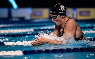 Abbie Wood: From Lowest Ebb To Making Waves At The Duna Arena And Finding Her Mojo